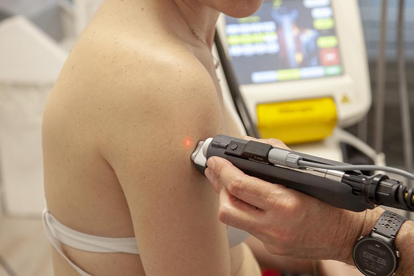 terapie strumentali per dolore alla spalla