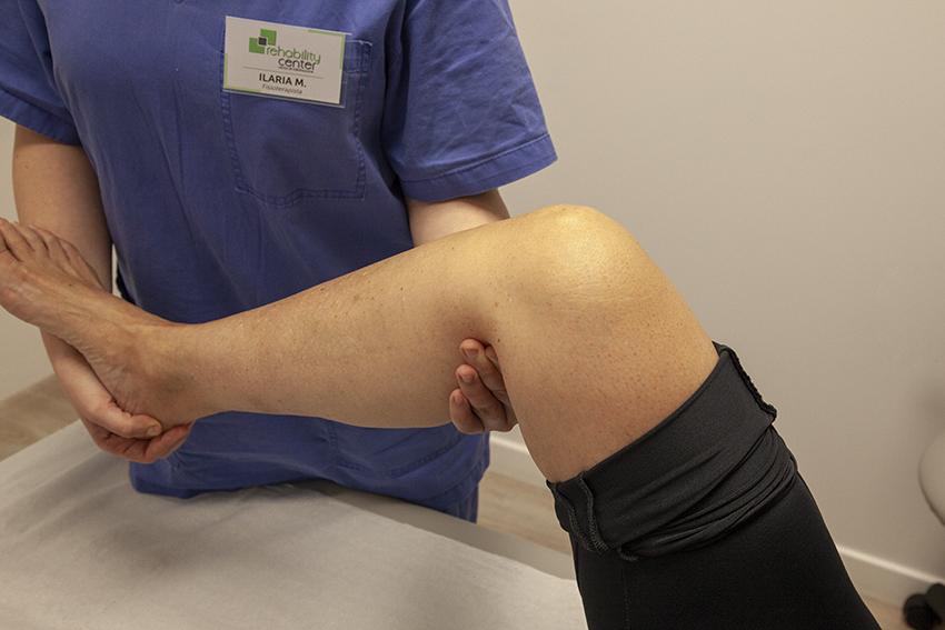 terapia per il tendine infiammato