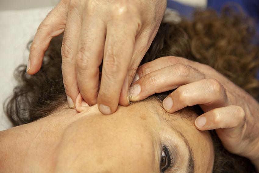 terapia manuale per dolore mandibolare