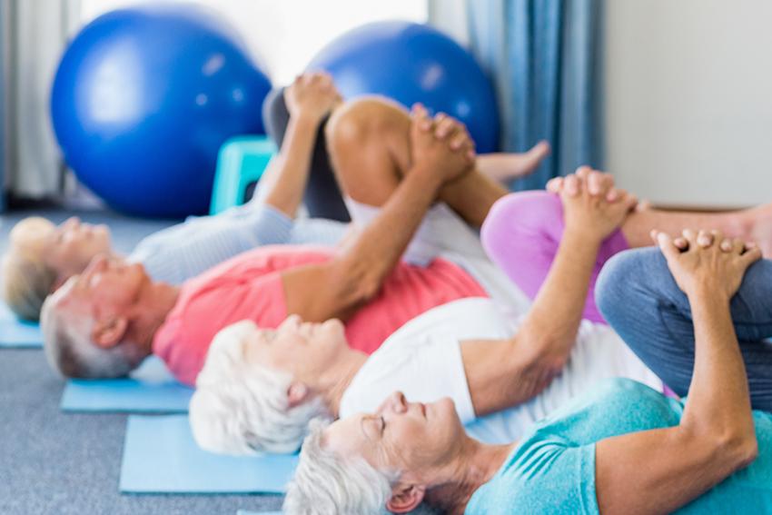 ginnastica correttiva per anziani