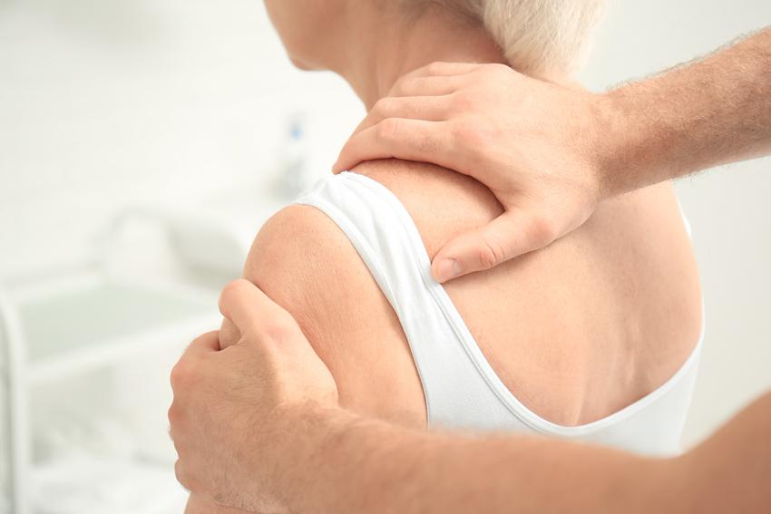 trattamento per dolore alla spalla
