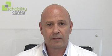 Dr. Renato Villaminar, Medico Fisiatra del Rehability Center