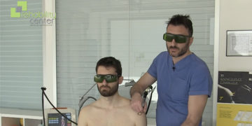 Il trattamento della SPALLA dolorosa con LASER HILT